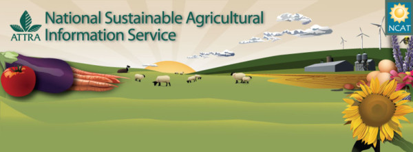 National Sustainable Agricultural Information Service Logo