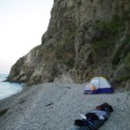 Santa Catalina Island Camping, don't forget the kayak