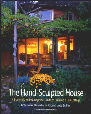 The Hand Sculpted House Cover