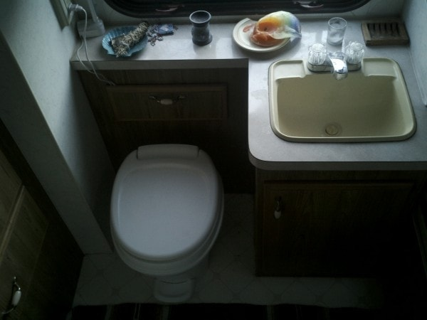 New and improved toilet