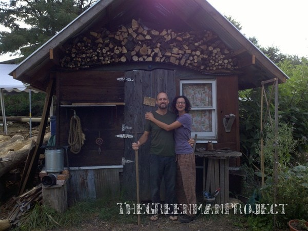 Illy and Rae, Dancing Rabbit Eco Village