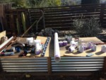 Rainwater Harvesting - Materials and tools - The Greenman Project